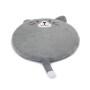 Wholesale Round  Soft  Memory Foam Removable Plush  Chair  Sofa Seat Cushion