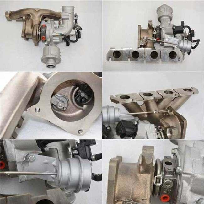 Turbocharger K03 53039880106 06D145701D