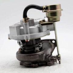 2009 Ford Transit IV 2.5 TD Engine turbocharger 53049880001 914F6K682AF