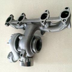 2002-2012 Volkswagen, Audi BV39 Turbo 54399880022  751851-5003S