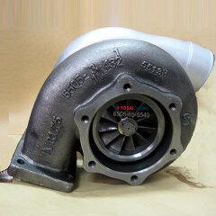 Komatsu KTR SAA6D140E Turbocharger KTR110 6505-68-5540