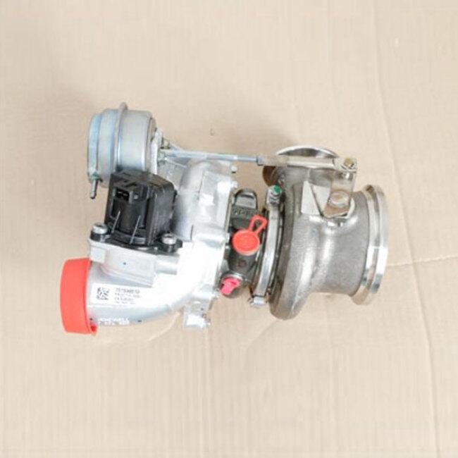 2011 BMW 550i OEM Turbocharger 11657646092