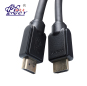 Black 4K 60Hz 1080P HDMI Cable Gold Plated Male to Male HDMI Cables for HDTV