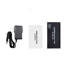Wholesale  4K*2K 1250P HD HDMI Switcher 1x8 HDMI Splitter