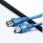 PCER USB2.0 Extension Cable Male to male USB printer Cable USB Extender USB to Printer Wire USB2.0 extend cable
