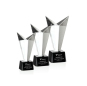 China Wholesale High Quality Power Star Obelisk Crystal Award For Business Souvenir