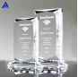 New Products Custom Cheap Creative Crystal Trophy For Event Gifts