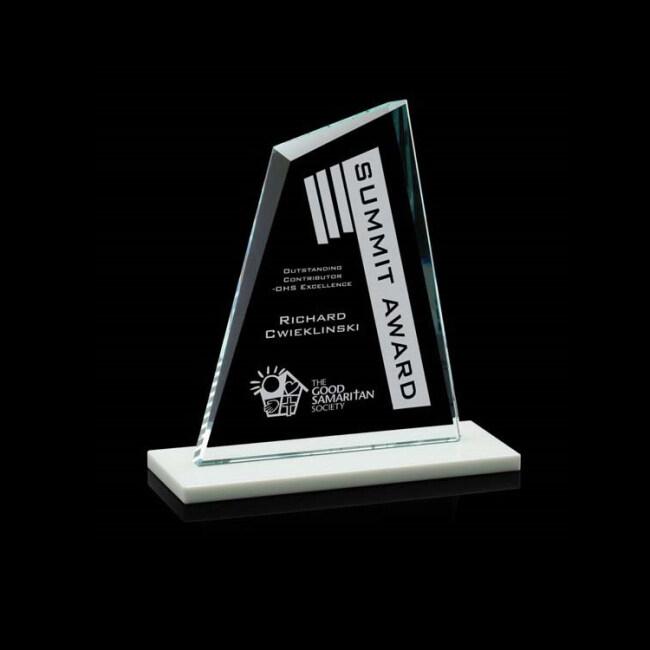 China Factory OEM Service Best Selling Custom Logo Fashion Crystal Trophy Award