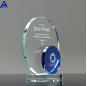High Quality Crystal Award Shield Trophy Glass Award Plaques