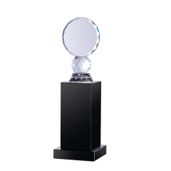 Wholesale All Kind Crystal Ball Awards Crystal Tennis Ball Awards Crystal Golf Awards Trophy