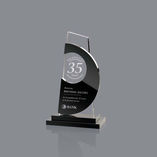 Custom Quality 3D Engrave Sublimation Blank Crystal Award Plaque For Custom Medal