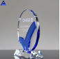 AAA Yiwu New Product Clear Cheap Blank Glass Crystal Awards Plaque