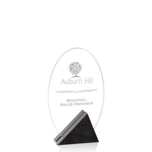China Wholesale Websites Custom Logo Crystal Plaque Medal Custom 2D Laser Crystal Trophy