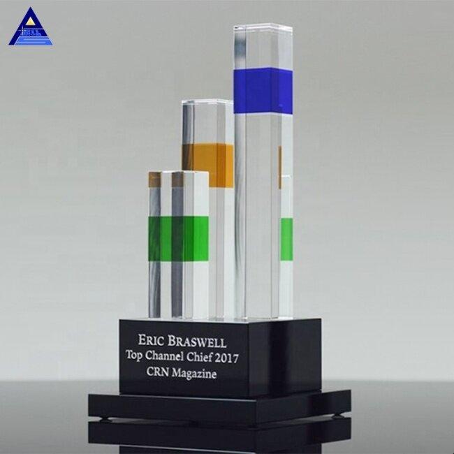 Hot Sales Unique Design Color Barona Award Trophy For Souvenir Gift