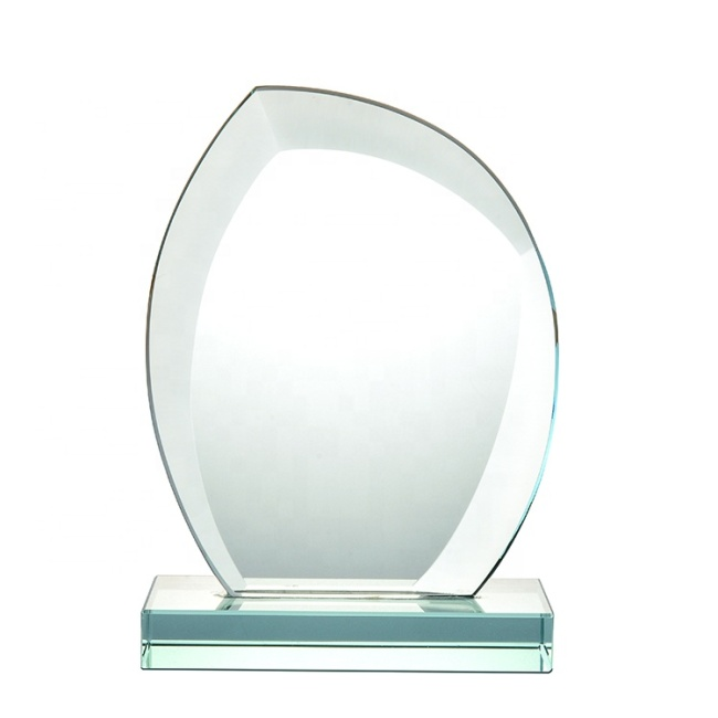 Custom Crystal Trophy And Crystal Crafts Cheap Glass Trophy Beautiful Glass Award