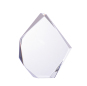 Wholesale Top Quality 3D Laser Different Shape Wedding Favors Crystal Glass Paperweight