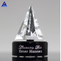 Luxury Awards In Motion Crystal Hexagon Award Craft For Christmas