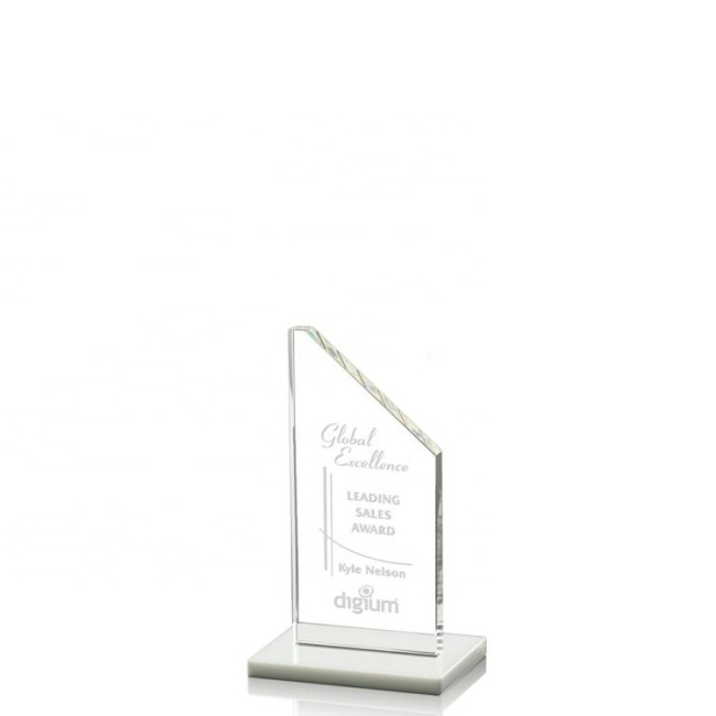 2020 Best Selling Crystal Trophy Award With Your Own Logo Engraving For Souvenir