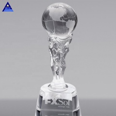 Custom Cheap Price High Quality Crystal Athena Award Trophy