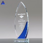 Factory Wholesale Custom Luxury Flame Award Trophy For Corporate