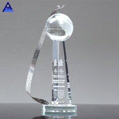 Clearest Crystal Above Beyond Award /Crystal Golf Awards