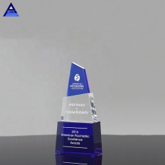 Hot New Products China Supplier Culmination Peak Trophy Sculpture