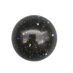 K9 Grade Crystal Glass Paperweight, Customized Picture Design Dome Round Shape Crystal Glass Paper Weight