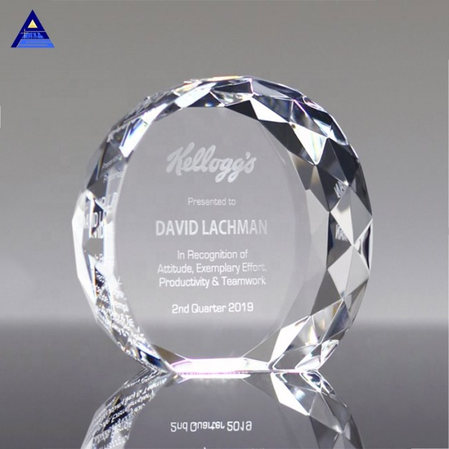 Best Selling Custom 3D Laser Engraved Crystal Cube For Souvenir Gifts