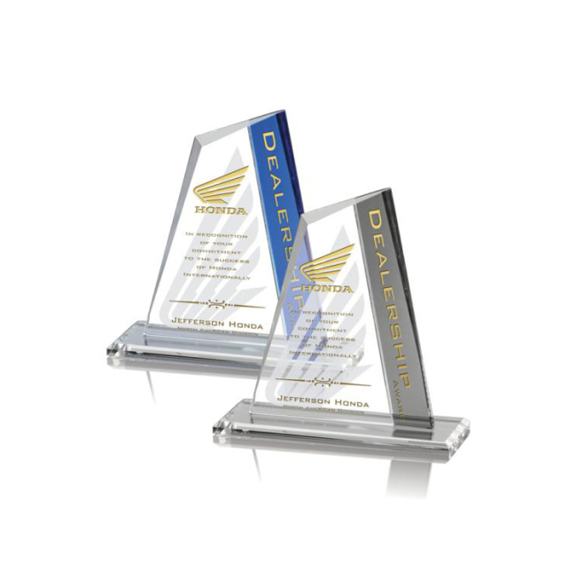 Printing Customize Cheap Paperweight 3d Blank Trophies Photo Cube Glass Trophy Base