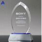 Hot Sales Design K9 Engraved Fashion Crystal Trophy For Souvenir Gifts