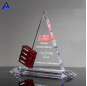 New Arrival Chinese Feng Shui Mountain Award Crystal Craft Set