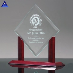 Wholesale Customized Crystal Diamond Trophy For Award Gifts