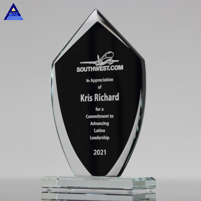 New Design Crystal Trophy Award,Fashion Crystal Business Trophies Awards