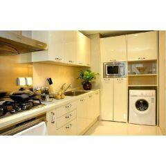 Laundry cabinet 002
