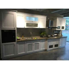 PVC kitchen cabinet 001
