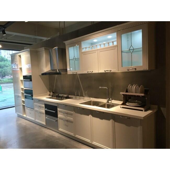 PVC kitchen cabinet 002