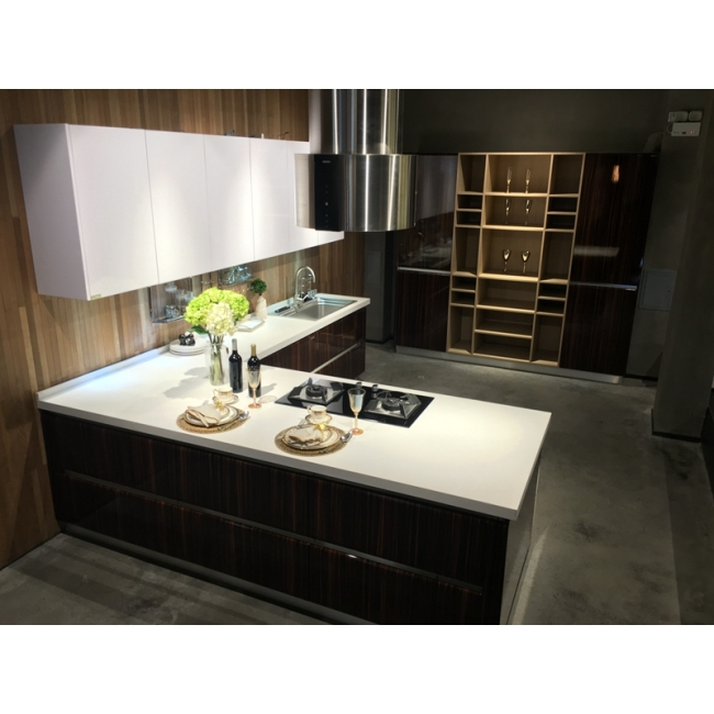 PVC kitchen cabinet 003