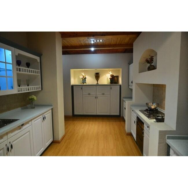 PVC kitchen cabinet 005