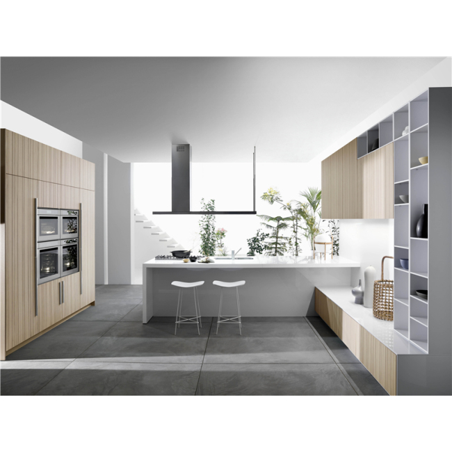 melamine kitchen cabinet 001