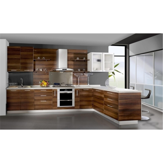 melamine kitchen cabinet 002