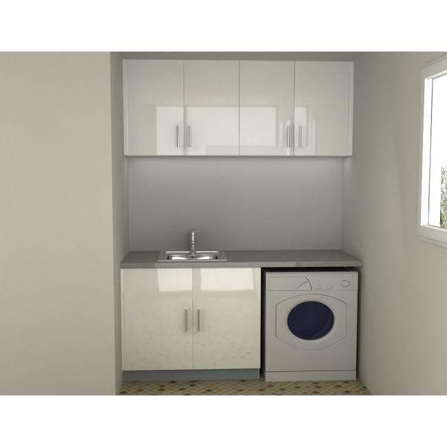 Laundry cabinet 001