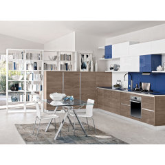 Modern High Quality Melamine Kitchen Furniture Set