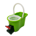 House cleaning spin mop and bucket mop wringer pedal automatic mop bucket