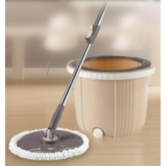 Super cleaning tools single bucket spin Mop