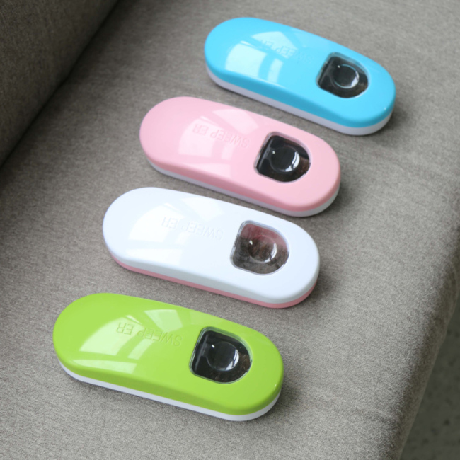 Household Plastic Sofa Sets Personal Cleaner Mini Size Carpet Cleaning Roller Brush