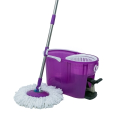 Plastic pail magic floor mop new innovative household cleaning products