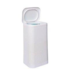 BNcompany smart kitchen plastic waste bins with trash bag household convenient disposal bin