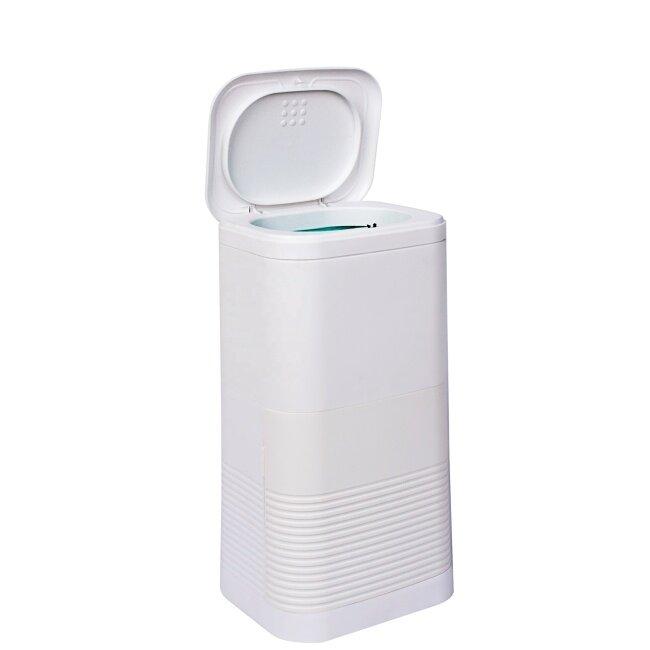 BNcompany kitchen smart plastic garbage bin with lid controls odour