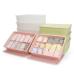 Wholesale Customized Plastic Underwear Storage Organizer Box