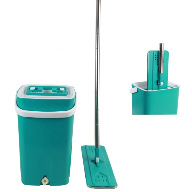 BNcompany New Design Flat Squeeze Mop PVA Mop Easy Using Flat Mop for Cleaning Floor